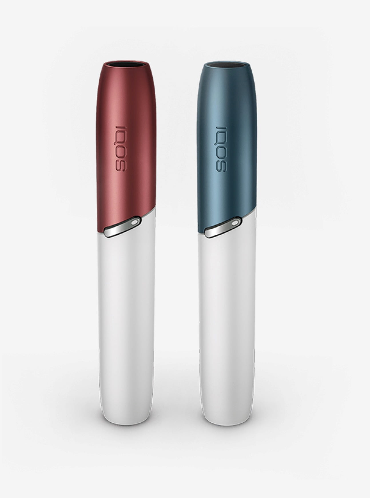 IQOS 3 Red and Blue