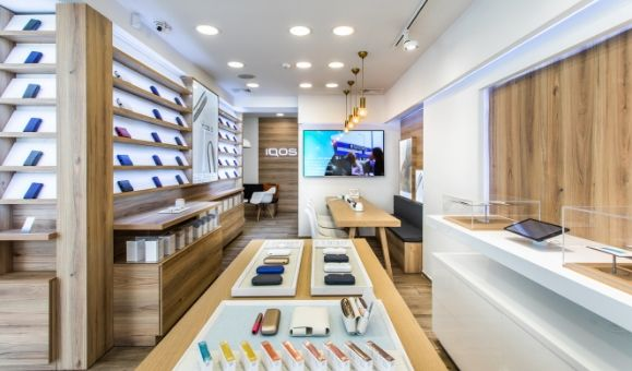 IQOS Experience Boutique Store Thessaloniki