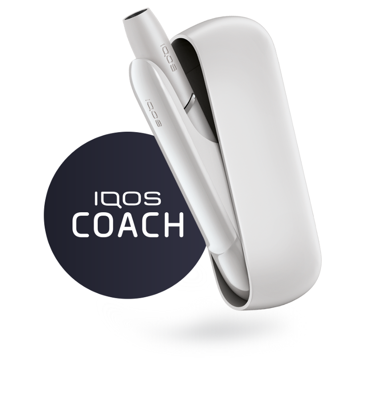 IQOS Qoach IQOS 3 White with Charger