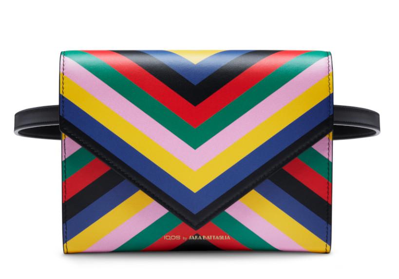 IQOS 3 DUO Belt Bag by Sara Battaglia