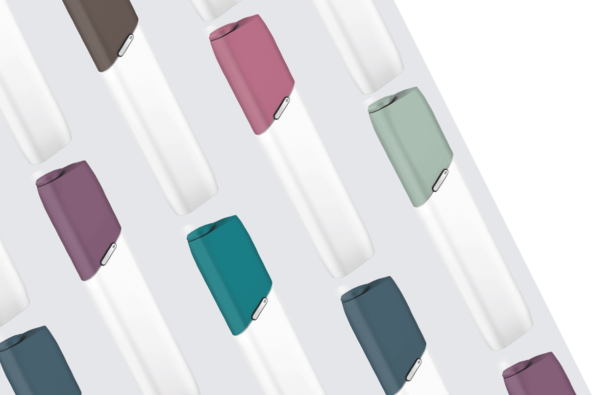 IQOS 3 Multi Colour Range