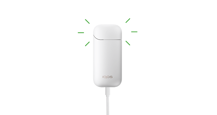 IQOS 2.4+ Tips White Charger