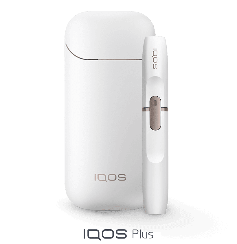 IQOS 2.4+ White with Charger