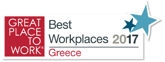 Best Workplaces Award 2017 Greece