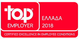 Top Employer Award 2018
