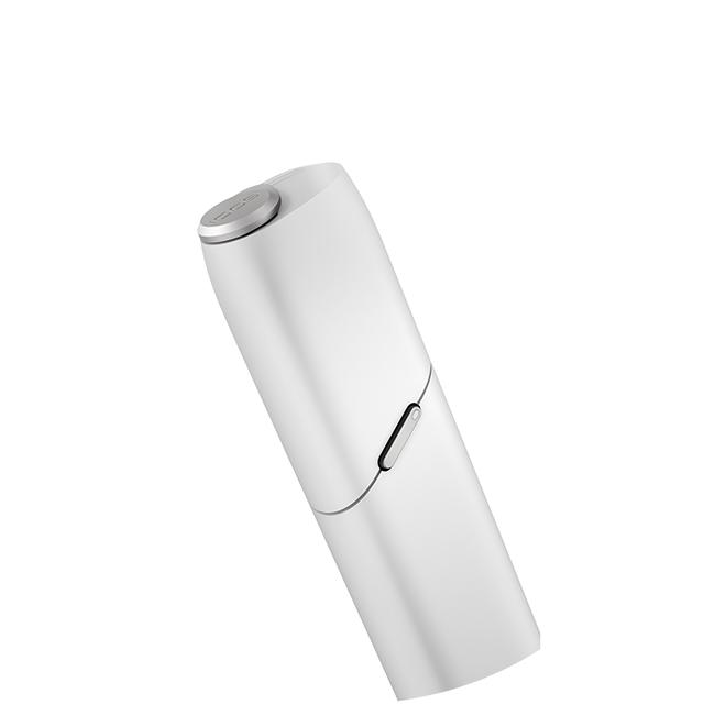 White IQOS Heat not burn holder