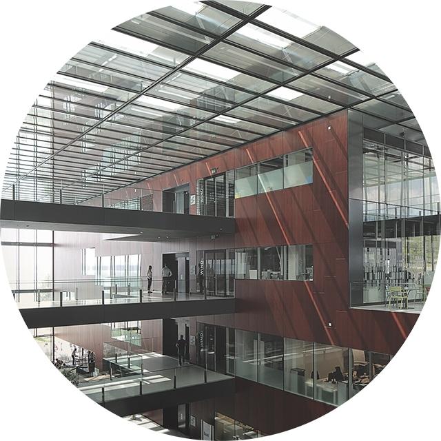 PMI building interior