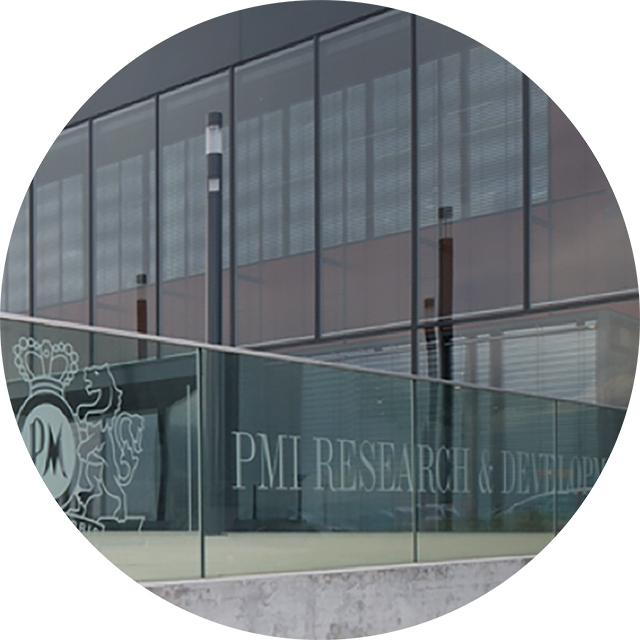 PMI building exterior