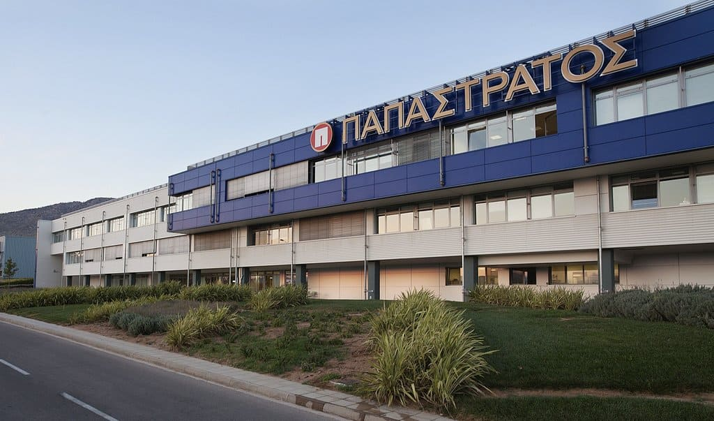 Papastratos Headquarters